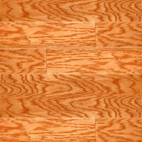 LM Flooring Lakeside 3'' Engineered Oak Hardwood Flooring in Butterum