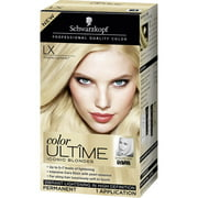 Schwarzkopf Color Ultime Iconic Blondes Hair Coloring Kit, LX Xtreme Lightener