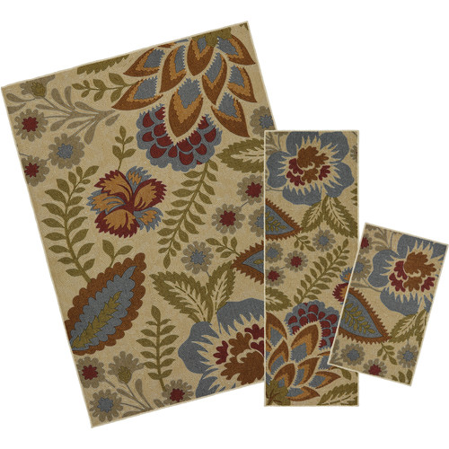 Darby Home Co Owensville 3 Piece Multi Area Rug Set