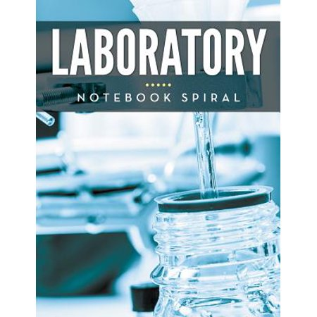 - Laboratory Notebook Spiral