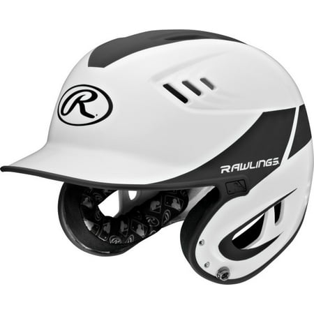 Rawlings Velo Senior HOME R16 2-Tone Baseball Batting Helmet