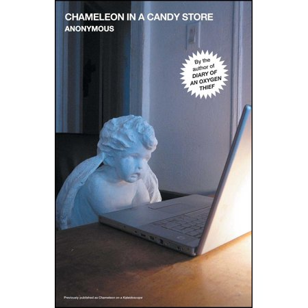 Chameleon in a Candy Store - eBook - Candy Store Nyc