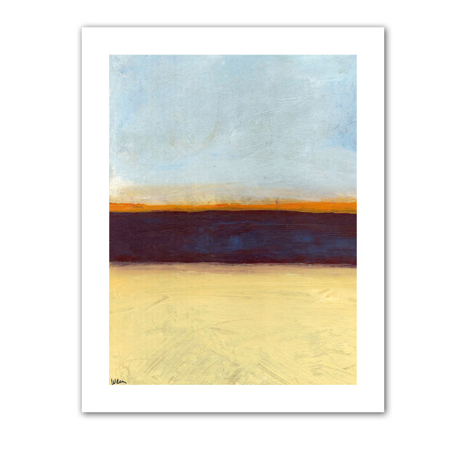 ArtWall 'Big Sky Country II' by Jan Weiss Graphic Art on Canvas