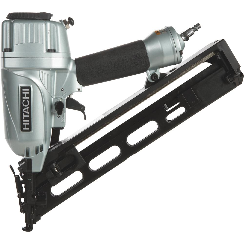 Hitachi Power Tools 15 Gauge Angle Finish Nailer NT65MA4M by Hitachi Power Tools