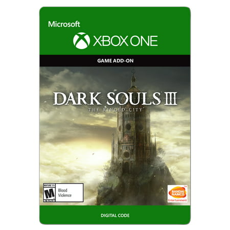 Xbox One Dark Souls III: The Ringed City (Email