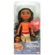 Moana Petite Princess Doll with Comb 6""