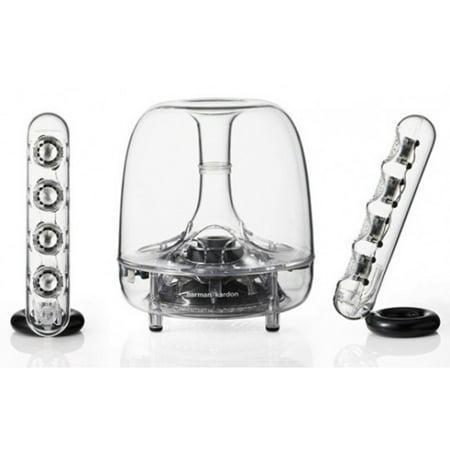 harman kardon soundsticksi soundsticks iii 2 1 channel. Black Bedroom Furniture Sets. Home Design Ideas