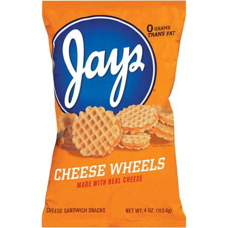 Jays Cheese Wheels