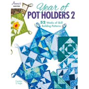 Year of Pot Holders 2 - eBook