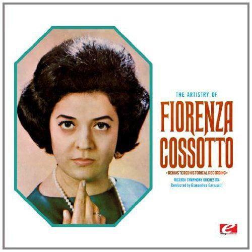 Fiorenza Cossotto - The Artistry of Fiorenza Cossotto [Remastered] [CD]