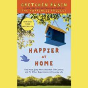 Happier at Home - Audiobook