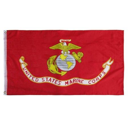 US Marine Corps Semper Fi 3x5 Foot Flag 3