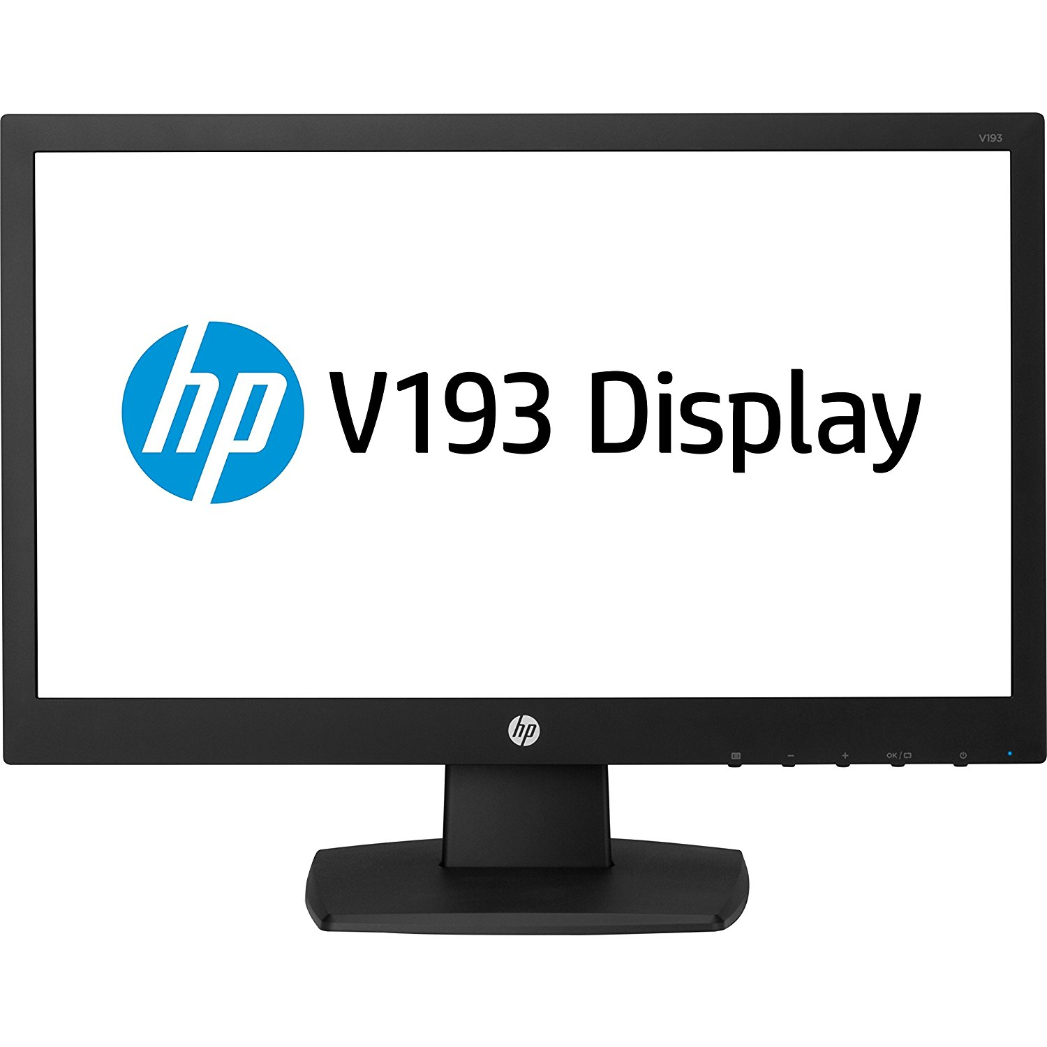 "HP V193b 18.5"" LED Backlit Monitor"