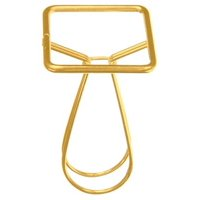 National Artcraft Clip-On Lamp Shade Holder For Small Accent Lamps
