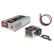 Tundra Ics18245 Inverter/Charger,45 Amps,1800W G1876010
