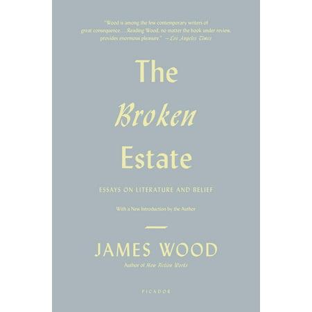 The Broken Estate : Essays on Literature and Belief (Pagan Beliefs On Halloween)