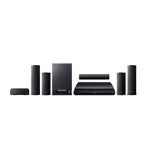 Sony BDV-E780W 5.1 Channel 3D Blu-ray Disc Home Theater System with WiFi