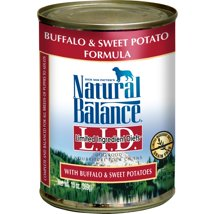 Dog Food: Natural Balance Limited Ingredient Diets Grain Free Wet Food