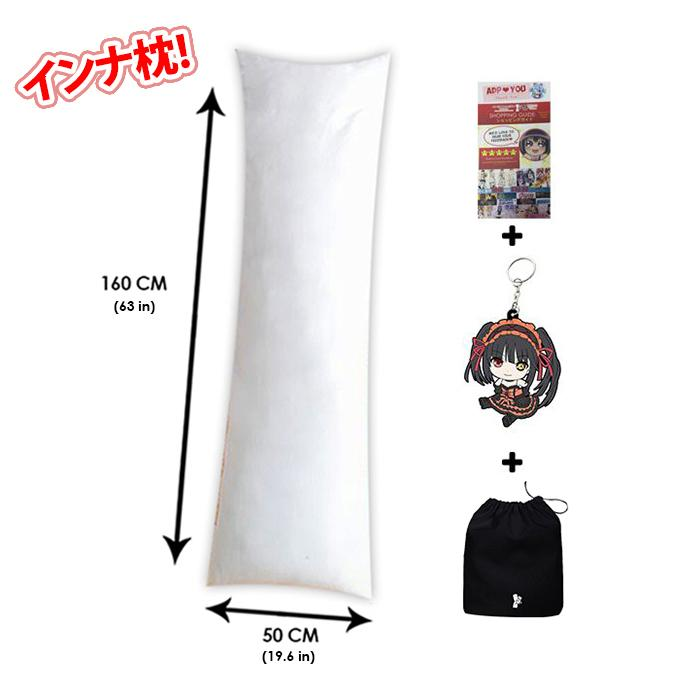 ADP New Super Comfort Anime Dakimakura White Hugging Body...