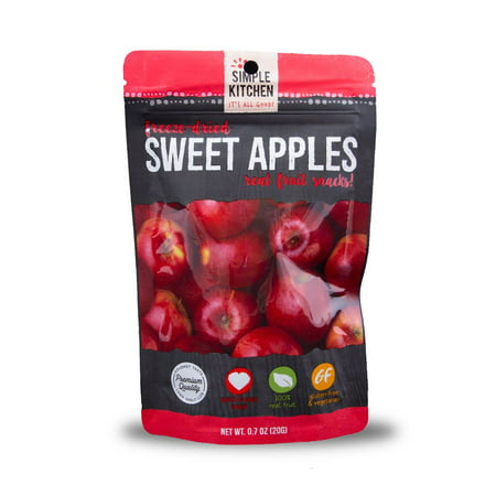 Dry Apple (Wise Company, Inc. Simple Kitchen Freeze Dried Sweet)
