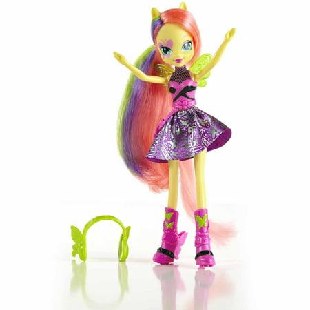 My little pony equestria girl dolls fluttershy - photo#36