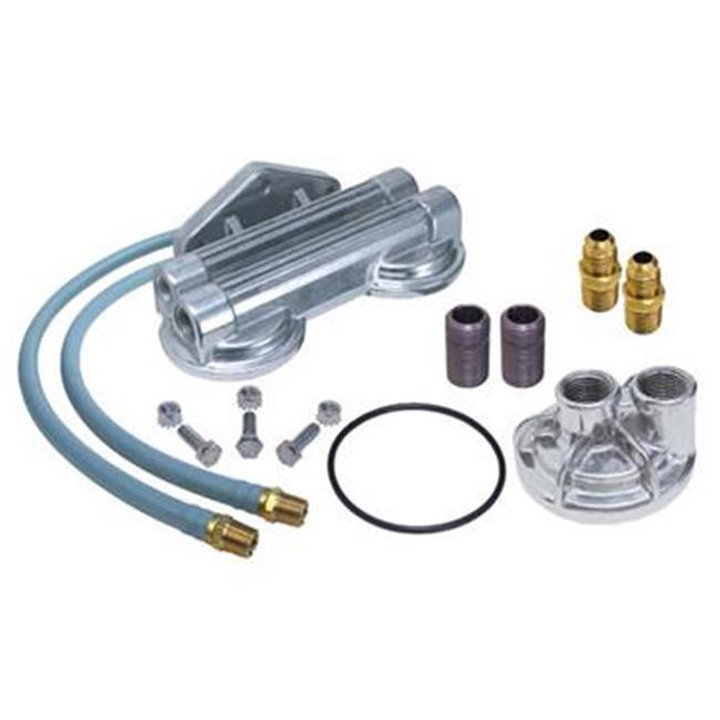 TRANSDAPT 1222 Oil Filter Relocation Kit