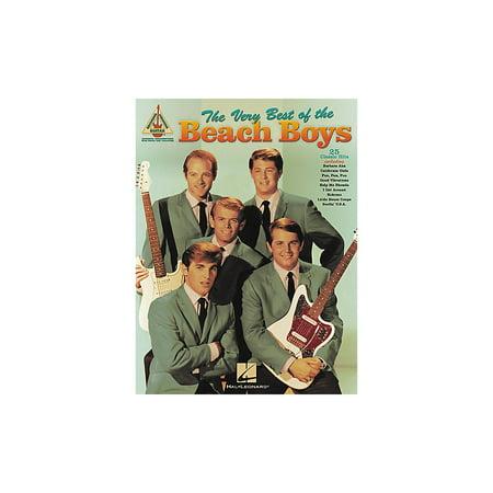 Hal Leonard The Very Best of the Beach Boys Guitar Tab Songbook ()