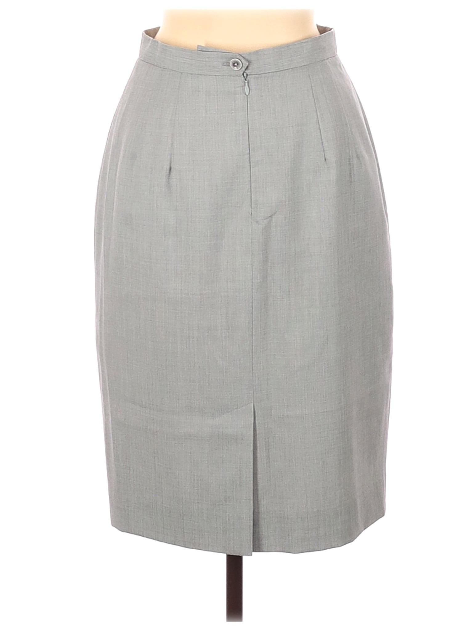 Austin Reed Pre Owned Austin Reed Women S Size 10 Wool Skirt Walmart Com Walmart Com