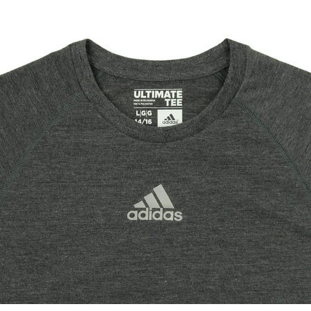 Adidas Youth Climalite Short Sleeve Graphic Tee, Color Options Adidas Climalite Short Sleeve Tee