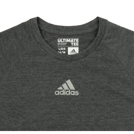 Adidas Youth Climalite Short Sleeve Graphic Tee, Color Options Adidas Climalite Stretch Jersey