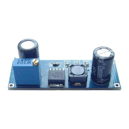Reduction Voltage Module DC-DC Power Supply Module Adjustable 5V-80V Input Converter Regulator Step Down