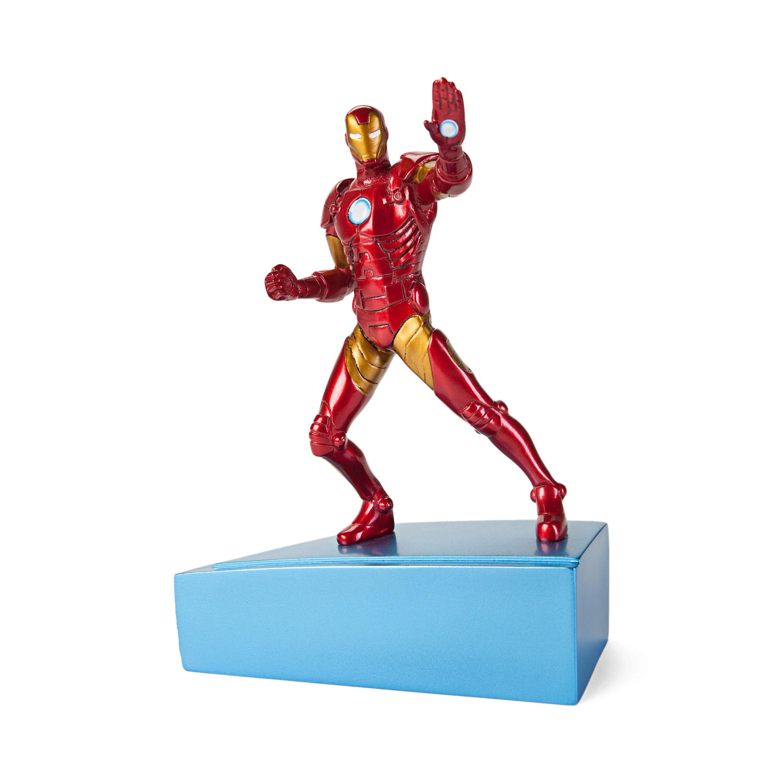Marvel Avengers Iron Man Paperweight Figure