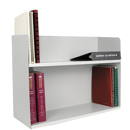Buddy Products 2 Tier Book Rack