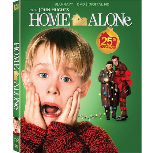 Home Alone (25th Anniversary Edition) (Blu-ray) (With INSTAWATCH)