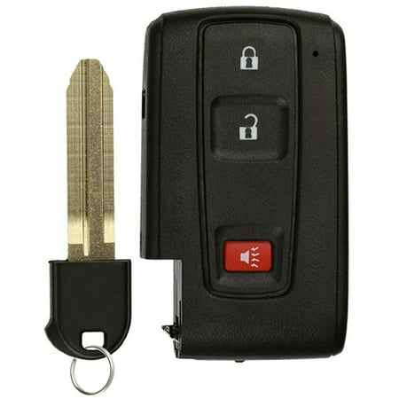 KeylessOption Keyless Entry Remote Control Car Key Fob Replacement for 2004-2009 Toyota Prius MOZB21TG