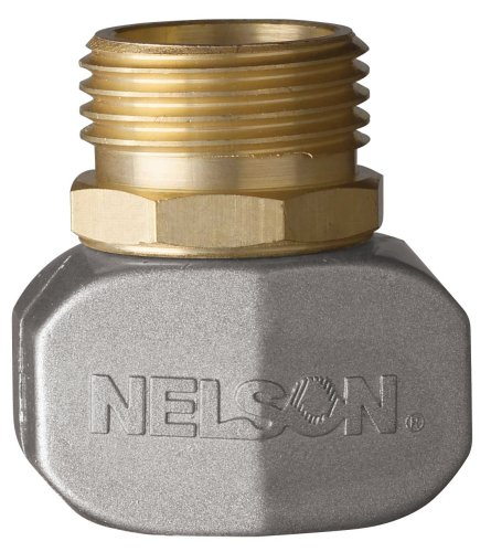 Nelson Brass and Metal Male Hose Clamp Mender - Reaip Coupling - 50520