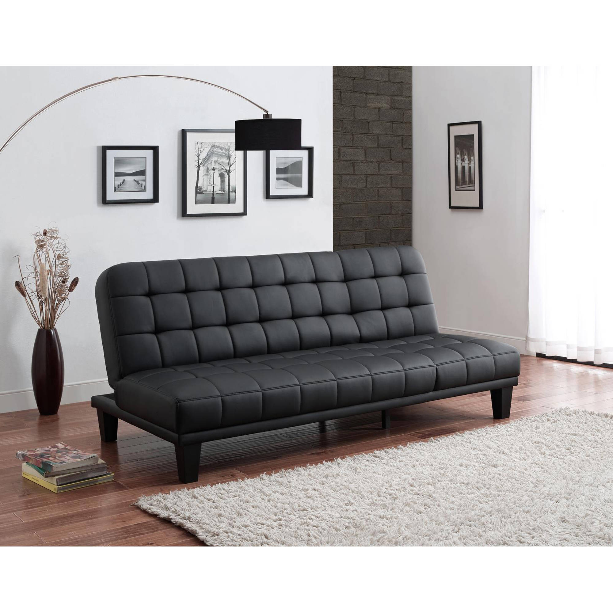 Metropolitan Futon Lounger, Multiple Colors