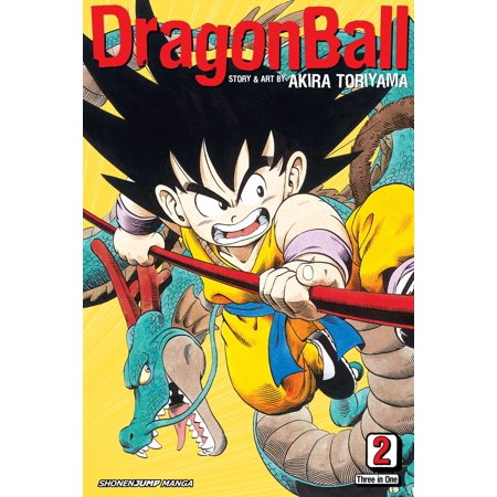 Dragon Ball, Vol. 2 (VIZBIG Edition) ()