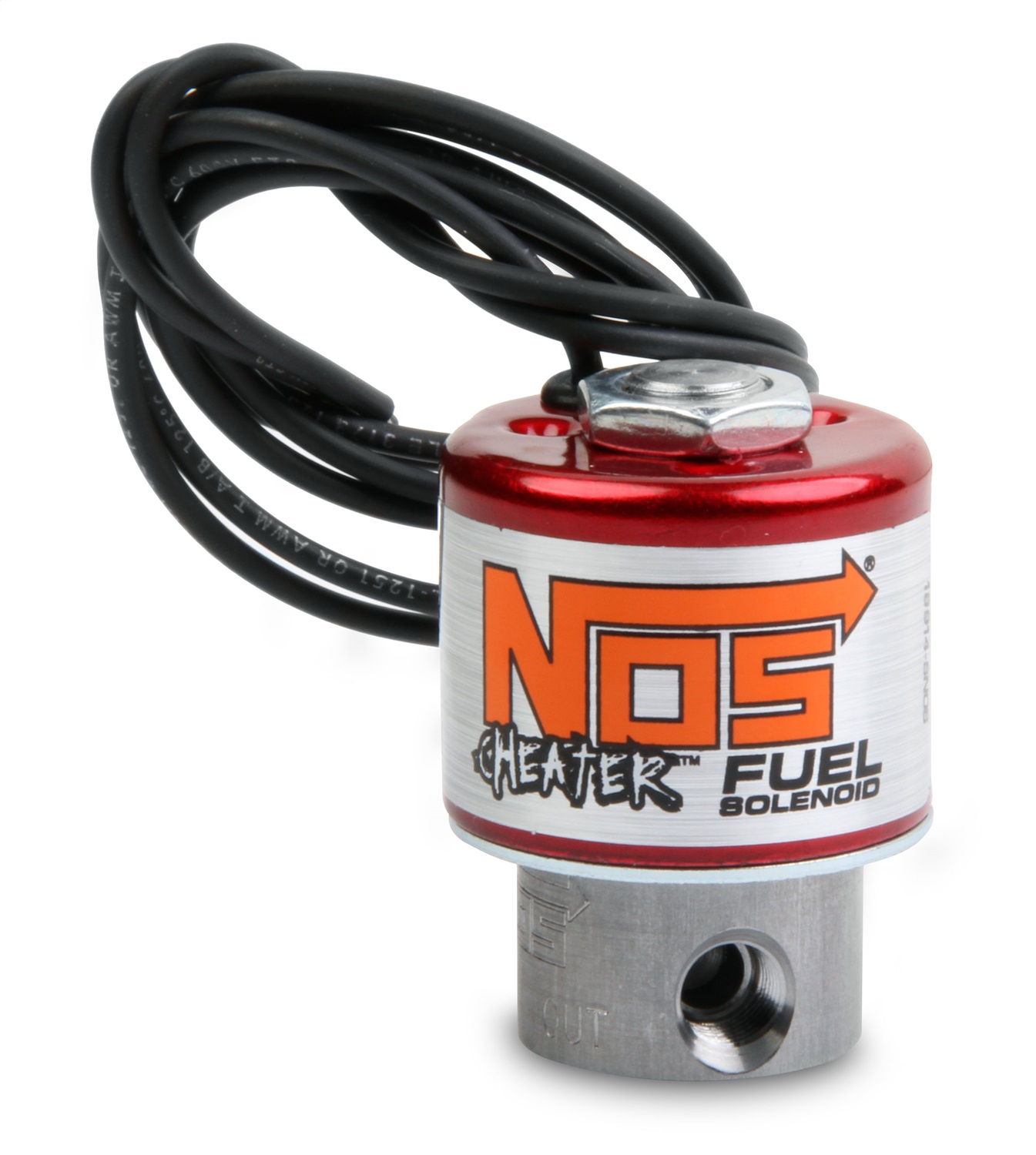 Fuel Solenoid Nos Cheater Replacement Auto Part, Easy to Install