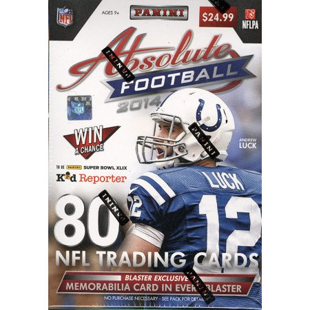 2014 Panini Absolute Fotball Blaster (Absolute Cards)