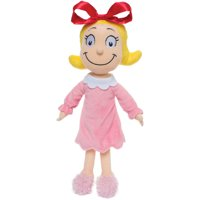 "Manhattan Toy Dr. Seuss Cindy Lou Who 15"" Soft Doll"