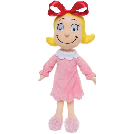 Dr Seuss Girl Characters (Manhattan Toy Dr. Seuss Cindy Lou Who 15