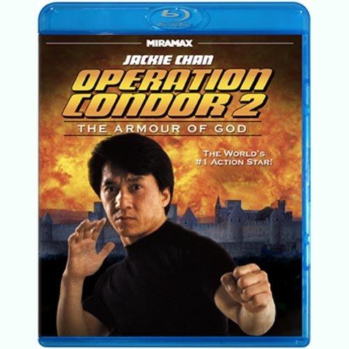 Operation Condor 2: The Armour Of God (Miramax Echo Bridge/ Blu-ray)