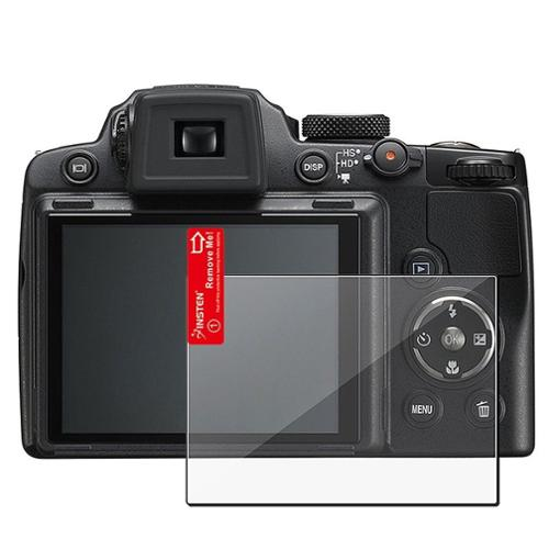 Insten 3 CLEAR Screen Protector LCD Film Guard for Nikon Coolpix P500 DSLR Camera