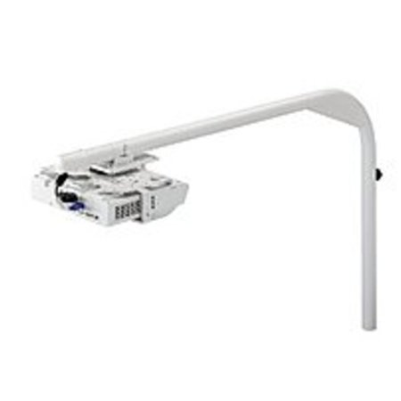 Panasonic UE608032 Mounting Arm Projectors-Whiteboards (Refurbished) by