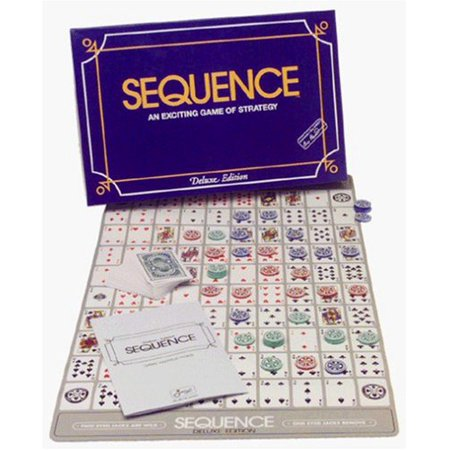 Sequence - Exciting Game of Strategy - Deluxe Edition - image 1 de 1