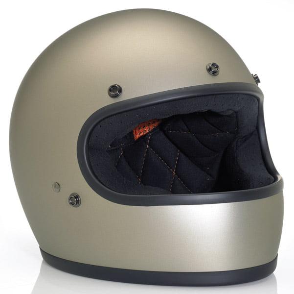 Biltwell Unisex Adult  Inc. Gringo Full Face Helmet