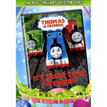 Thomas: It's Great to be an Engine (DVD) - Thomas The Tank Engine Halloween Dvd