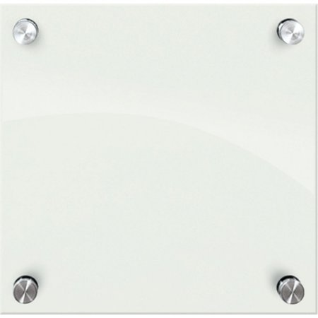 Best-Rite Enlighten Glass Dry Erase Markerboard