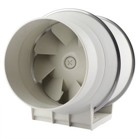 Herchr High Efficiency Inline Duct Fan Air Extractor Bathroom Kitchen Ventilation System 110v Us Standard Exhaust Fan Inline Exhaust Fan